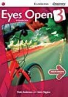 eyes open level 3 workbook with online practice-9781107467736