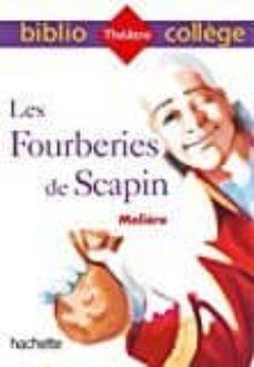 fourberies de scapin-9782013949675