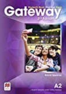gateway (2nd edition) a2 student s book premium pack-9780230473102