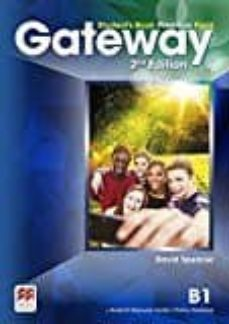 gateway (2nd edition) b1 student s book premium pack-9780230473119