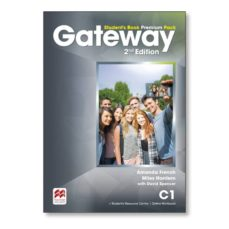 gateway (2nd edition) c1 student s book premium pack-9781786323125