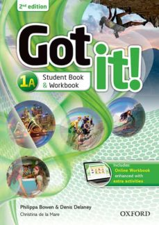 got it: level 1: student s pack with multi-rom-9780194463461