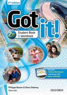 got it: level 2: student s pack b with multi-rom-9780194463744