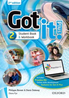 got it! plus: level 2: student pack: get it all with got it! 2nd edition!-9780194463768
