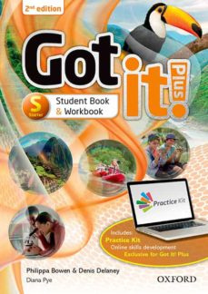 got it! plus: starter: student pack : get it all with got it! 2nd edition! 2/e-9780194463232