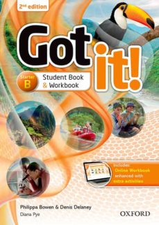 got it!: starter level: student s pack b with multi-rom-9780194463218