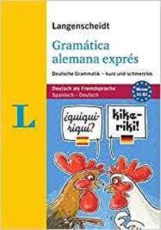 gramática alemana express-9783468960628