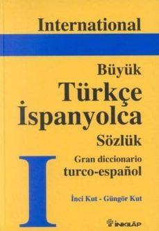 gran diccionario turco - español-inci kut-9789751020475