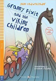 granny fixit and the viking children + cdrom-9788853622266