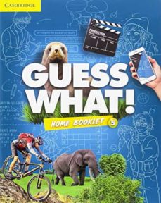 guess what ess 5 act/do at home/online interactive act-9788490361801
