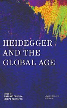 heidegger and the global age-9781786602305