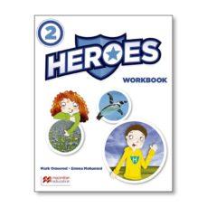 heroes 2 activity book-9780230489059