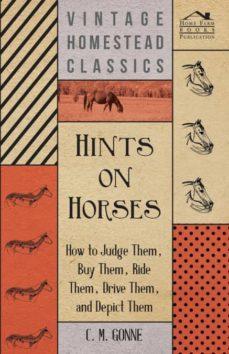 hints on horses-9781443719315