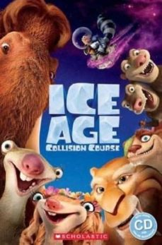 ice age 5: collision course (book + cd)-9781407169644