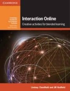 interaction online; creative activities for blended learning paperback with online resources-9781316629178