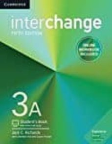 interchange (5th edition) 3 student s book a (split edition) with online self-study & online workbook-9781316620564
