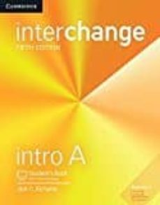 interchange (5th edition) intro student s book a (split edition) with online self-study-9781316620120
