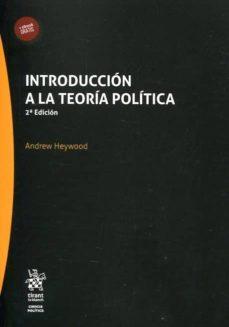 introducción a la teoría política-9788491431886