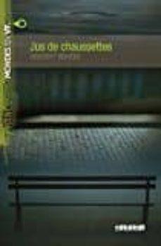 jus de chaussettes niv. a2 - livre + mp3 (mondes en vf)-9782278076369