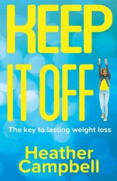 keep it off!-9780993498916