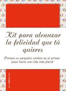 kit para alcanzar la felicidad que tu quieres (pack libreta + cuaderno)-antonio beltran pueyo-9788408173700