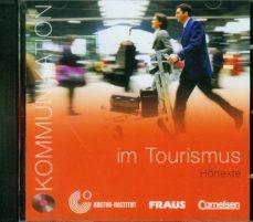 kommunikation im tourismus audio cd-9783464213186