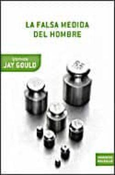la falsa medida del hombre-stephen jay gould-9788484329572