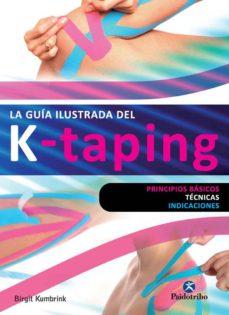 la guía ilustrada del k-taping-birgit kumbrink-9788499105147