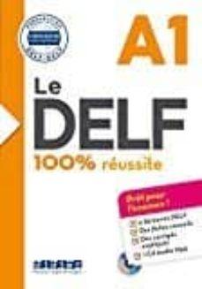le delf - 100% réussite - a1 - livre + cd-9782278086252