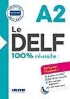 le delf - 100% réussite - a2 - livre + cd-9782278086269