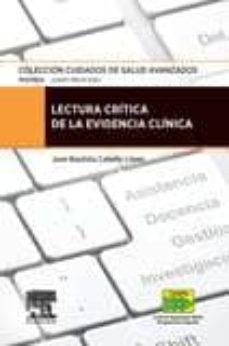 lectura crítica de la evidencia clínica-j.b. cabello-9788490224472