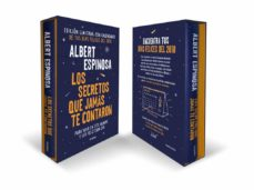 los secretos que jamas te contaron: para vivir en este mundo y ser feliz cada dia (ed. especial nuevo prologo e incluye         calendario personalizado)-albert espinosa-9788425355905