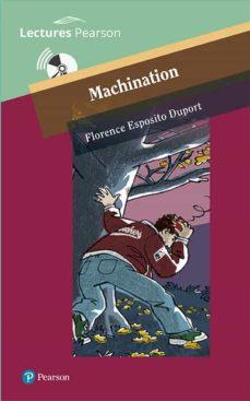 machination (b1)-florence esposito duport-9788420565415