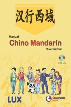 manual chino mandarin - nivel inicial-9788416925032