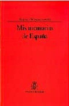 mis memorias de españa-kajetan wojciechchowski-9788497815079