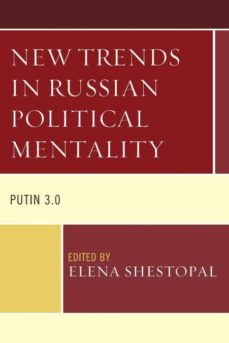 new trends in russian political mentality-9781498514767