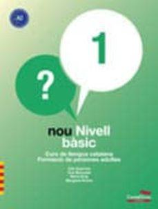nou nivell basic 1 (edició 2017)-9788416790241
