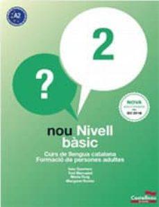 nou nivell bàsic 2 (ll) edició 2017-9788416790258
