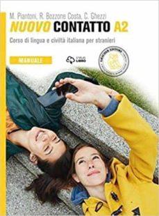 nuovo contatto a2 manuale-9788858308684