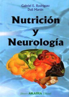 nutricion y neurologia-gabriel e. rodriguez-duli martin-9789875702509