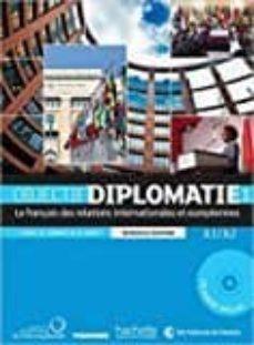 objectif diplomatie 1 ne+cd-9782015135359