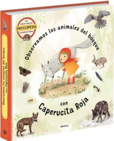 observamos los animales del bosque con caperucita roja-9788000059402