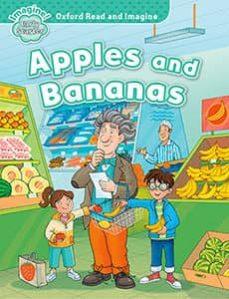 ori start apples & bananas dig-9780194709170