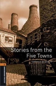 oxford bookworms library 2. stories from the five towns (+ mp3)-9780194637701