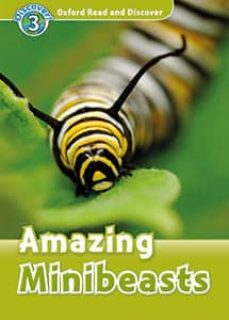 oxford read and discover: level 3: amazing minibeasts mp3 pack-9780194021739
