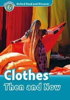 oxford read and discover: level 6: clothes then & now mp3 pack-9780194022415