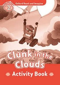 oxford read and imagine: level 2: clunk in the clouds activity book-9780194736534