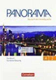 panoramadeutsch als fremdsprachea2: gesamtbandkursbuch - kursleiterfassung-9783061205867