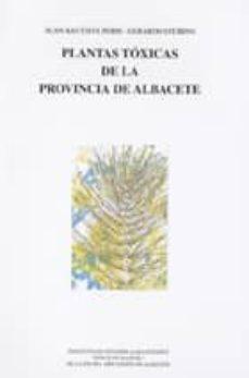 plantas toxicas de la provincia de albacete-9788495394910