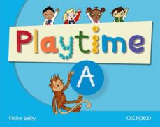 playtime: a: class book-9780194046541